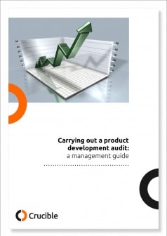 Carrying out a product development audit - a management guide - Download