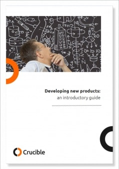 Developing new products - an introductory guide - Download