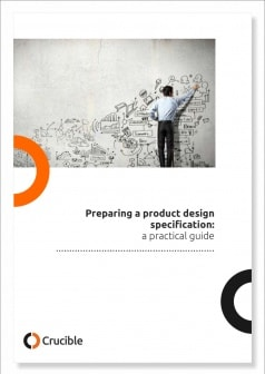 The product design specification - a template for your project