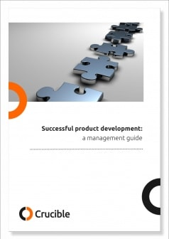 Successful product development - a management guide