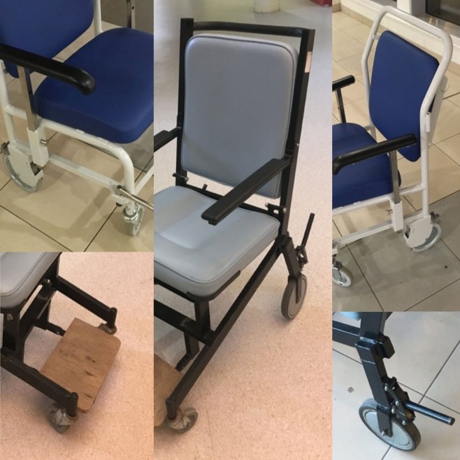 Can we celebrate 70 years of the NHS with some new wheelchairs?