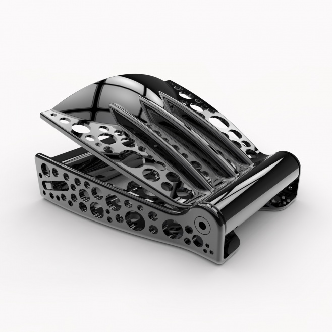 3D printing with metal: product design that delivers new technology